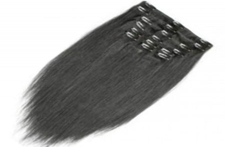 Clip in hair extension Human Hair Extensions