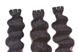 Machine Weft Hair Extension - Body Wavy