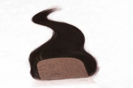 Silk Base Closures Hair Extension - Wavy