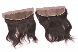 Lace Frontals - Steam Curly - SGI Hair Hair Extension - Wavy