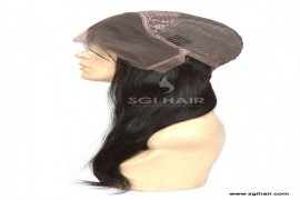 Front Lace Wigs - Natural Straight - SGI Hair Hair Extension - Natural Body Wavy