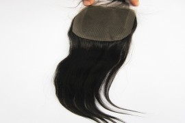 Lace Closures Hair Extension - Natural Straight
