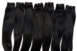Machine Weft Hair Extension - Straight
