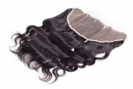 Lace Frontals - Steam Curly - SGI Hair Hair Extension - Body Wavy