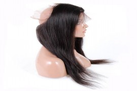 360 Lace Frontals Hair Extension - Straight