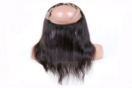 360 Lace Frontals Hair Extension - Body Wavy